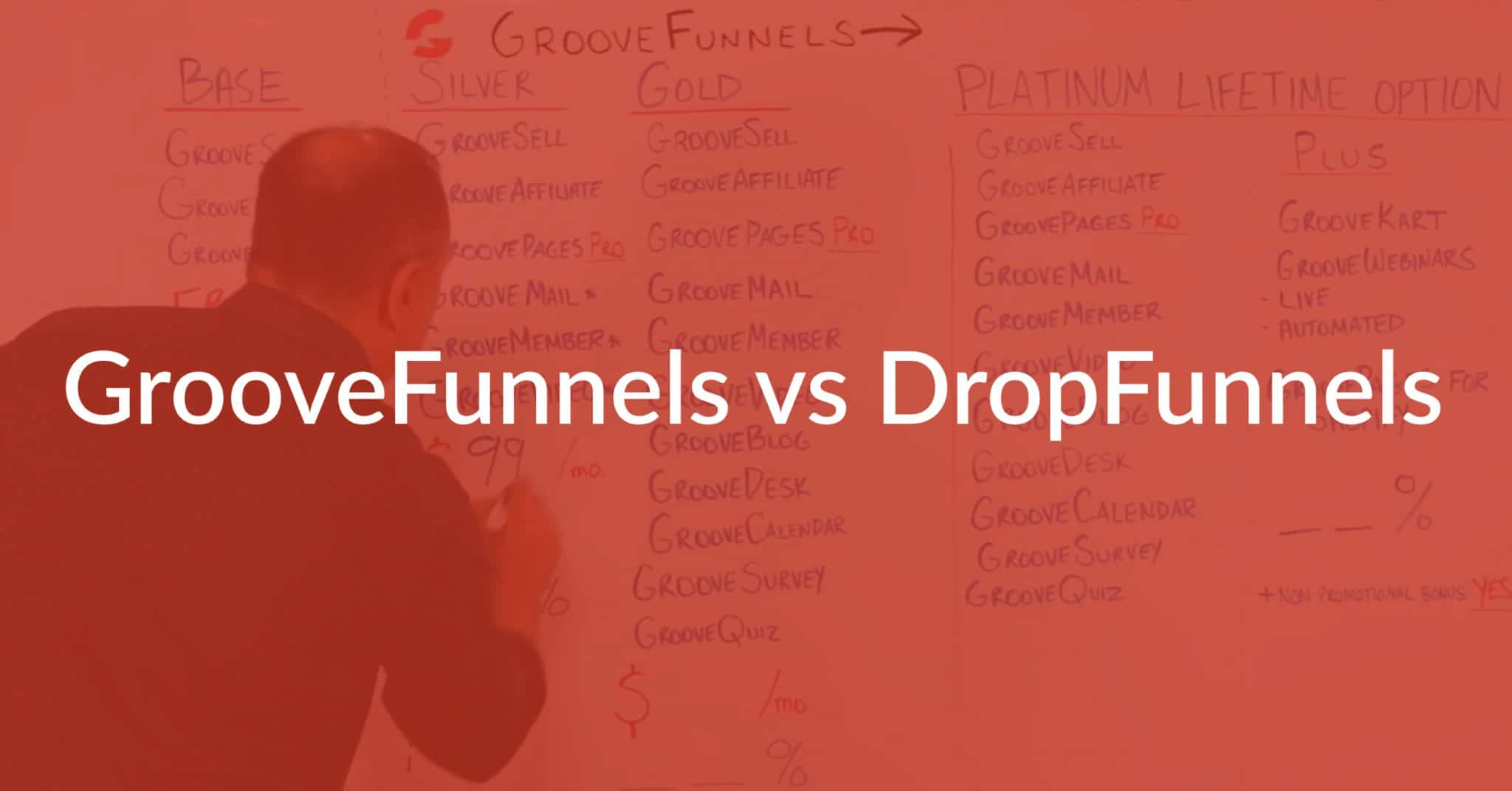 GrooveFunnels vs DropFunnels: Full In-Depth Breakdown