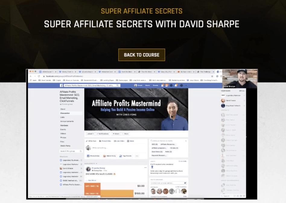 Super affiliate secrets download page.