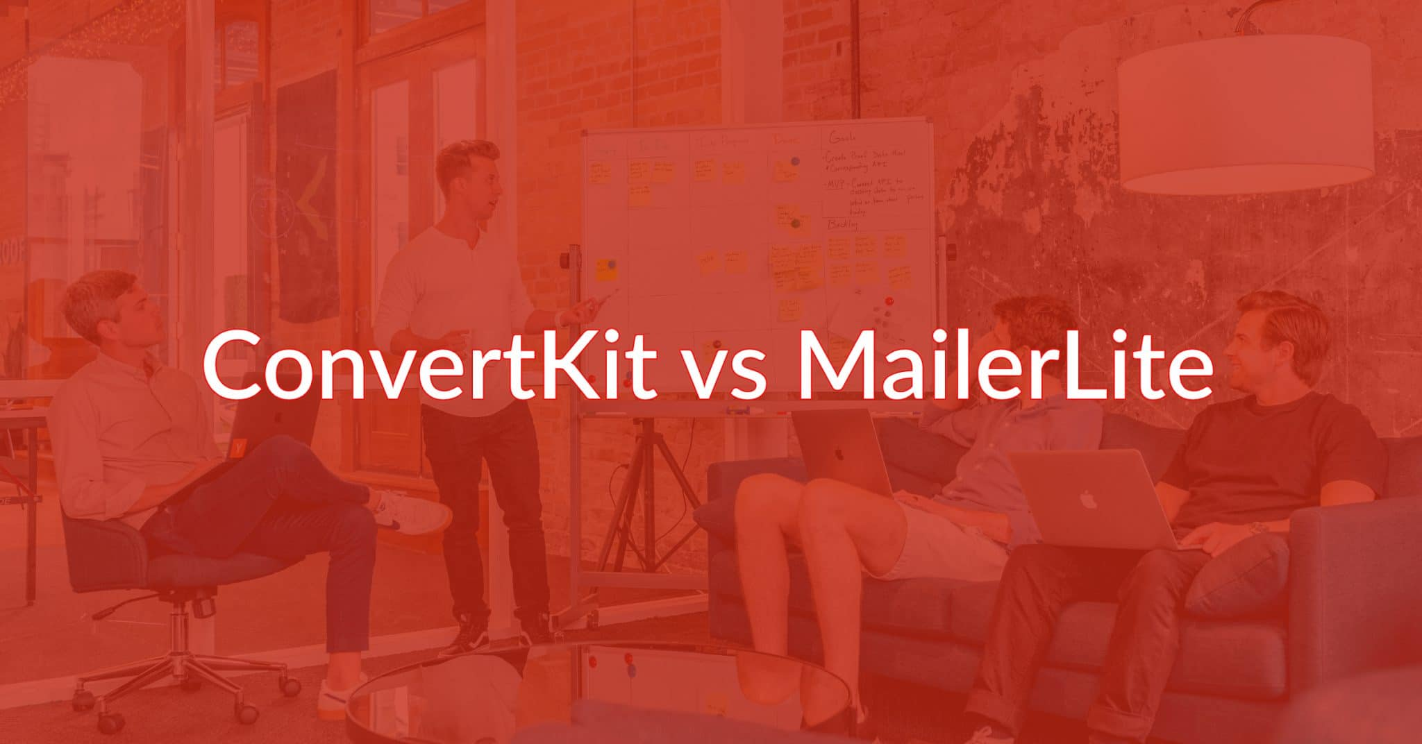 ConvertKit vs MailerLite: Which One Should You Be Using?
