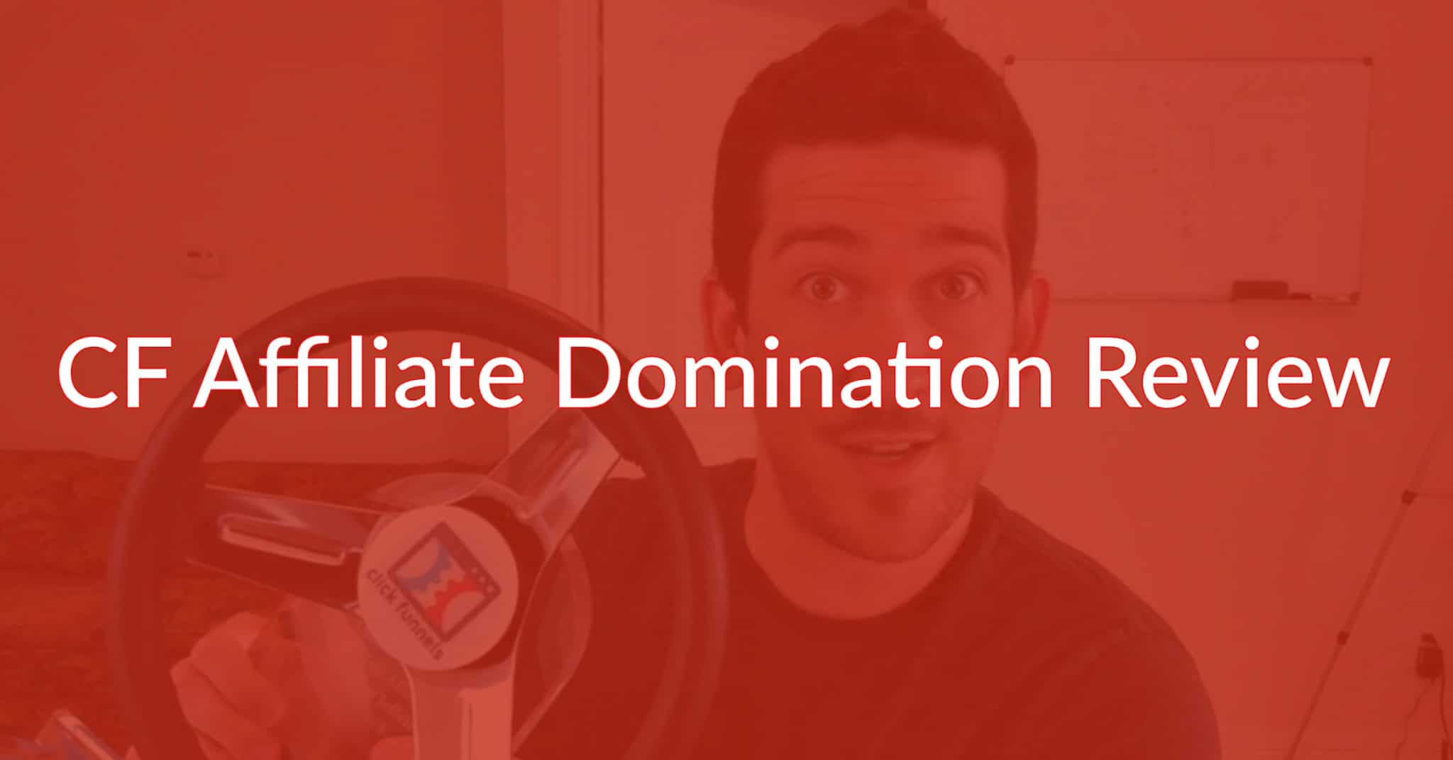 CF Affiliate Domination Review: Win Your Dream Car With It?