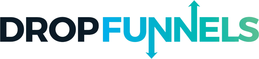 Official logo of DropFunnels.